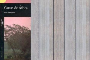 cartas de áfrica Isak Dinesen